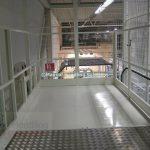 Bespoke Mezzanine Goods Lift Warwick