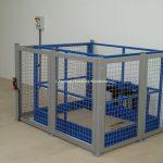 Mezzanine Goods Lifts Lincolnshire