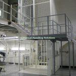 Mezzanine Goods Lift Gaydon Warwick