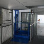 Mezzanine Goods Lift Lincolnshire
