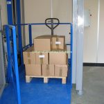 Mezzanine Goods Lift Ramp Coventry