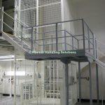 Mezzanine Goods Lift Warwick Warwickshire