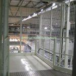 Open Platform Mezzanine Goods Lift