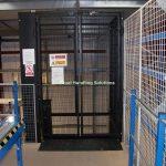 200kg Mezzanine Goods Lift Bespoke