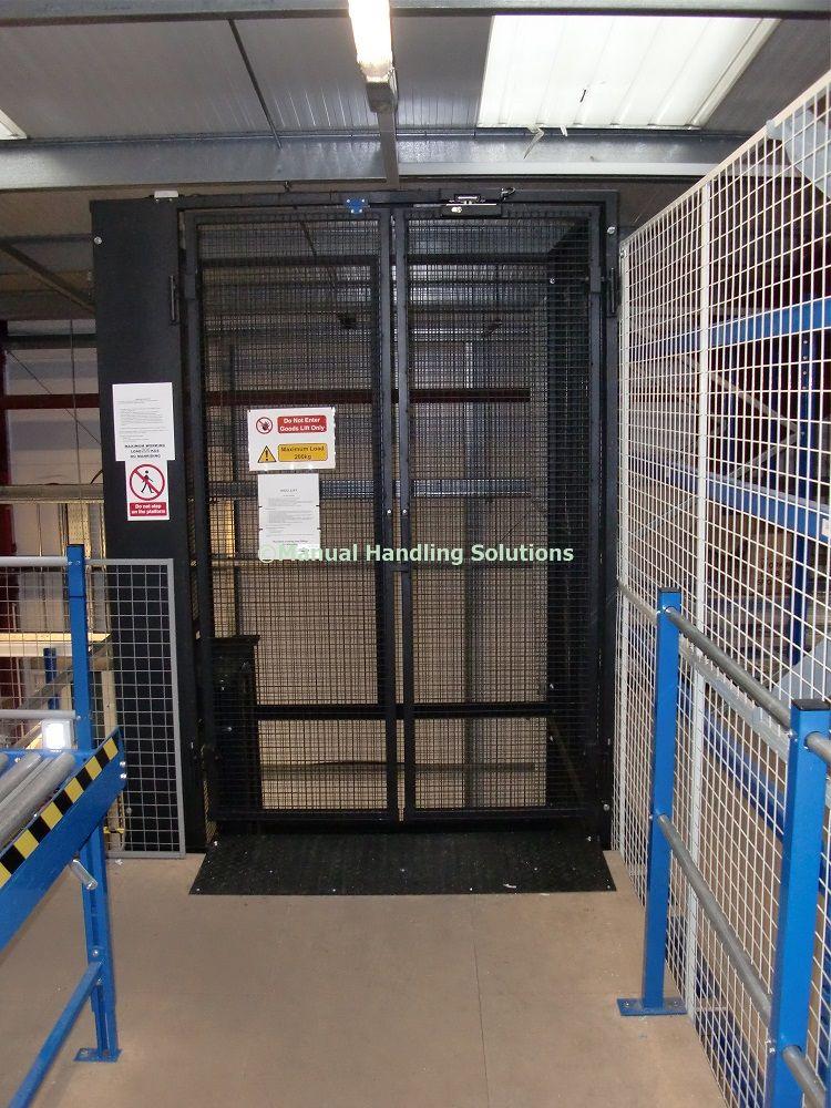 Mezzanine Goods Lifts Portsmouth Hampshire