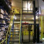250kg Mezzanine Goods Lift Wisbech