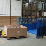 600kg Mezzanine Goods Lift