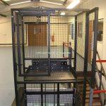 Hand Loaded Mezzanine Goods Lifts