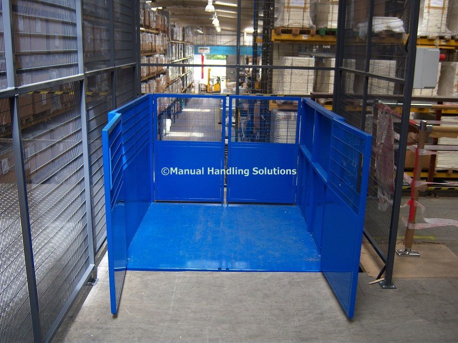 Mezzanine Goods Lifts Hemel Hempstead Hertfordshire