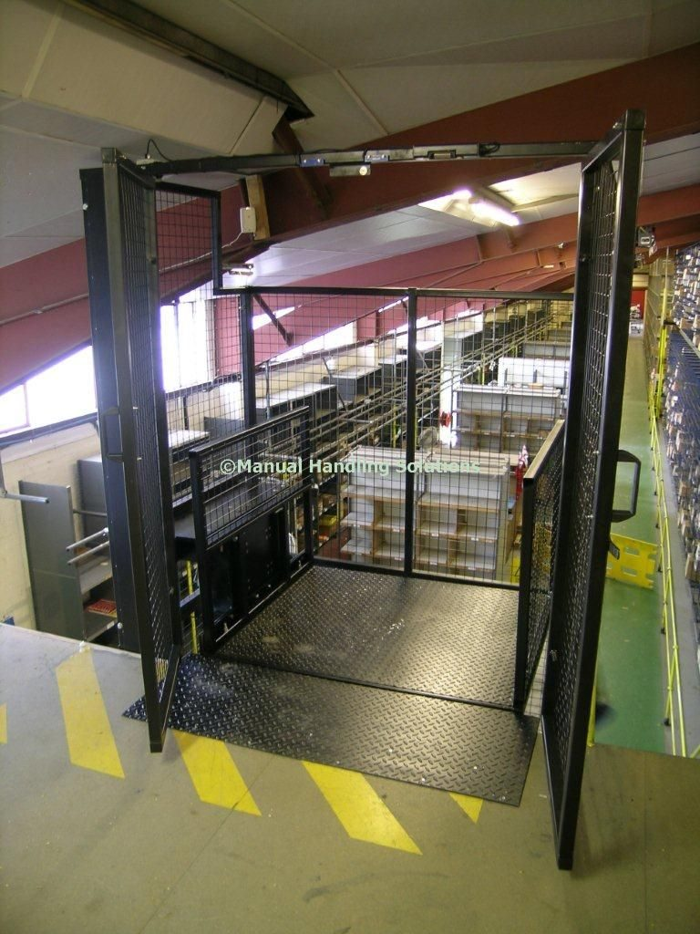 Mezzanine Goods Lifts Wisbech Cambridgeshire