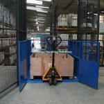 Mezzanine Goods Hoist Pallet