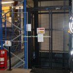 Mezzanine Goods Lift 200kg
