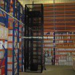 Mezzanine Goods Lift Archive Storage