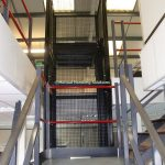Mezzanine Goods Lift Bury St Edmunds