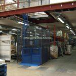 Mezzanine Goods Lift Hemel Hempstead