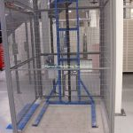 Mezzanine Goods Lift Pit Installed Bishops Stortford Hertfordshire