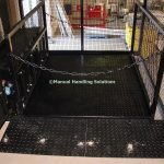 Mezzanine Goods Lift Platform Thurrock