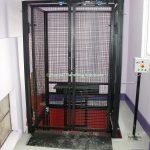 Mezzanine Goods Lift Upper Level Croydon London