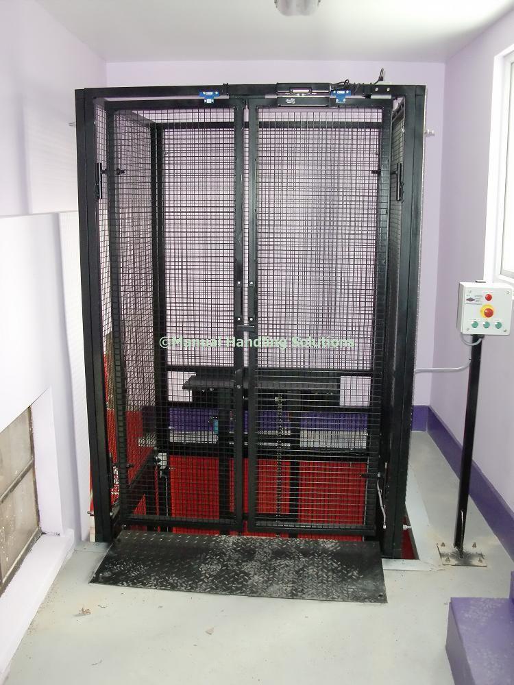 Mezzanine Goods Lifts Croydon South London