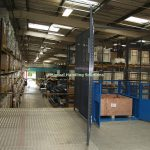 Mezzanine Goods Lift Warehouse Hemel Hempstead
