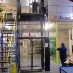 Mezzanine Goods Lift Wisbech