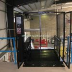 Mezzanine Goods Lifts Dartford