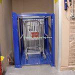 Retail Shop Trolley Lift