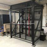 Basement Mezzanine Goods Lifts