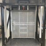 Basement Mezzanine Storage Goods Lift