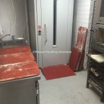 Basement Trolley Dumbwaiter Lift Bakery