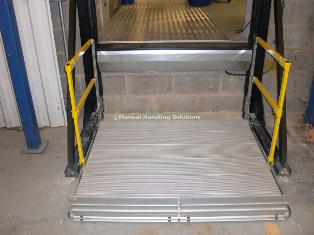 Split Level Bay Lifts
