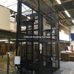 Doncaster Mezzanine Goods Lifts