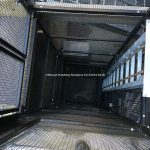 External Outside Mezzanine Goods Lift