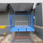 Loading Bay Scissor Lift Tables