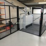 Mezzanine Floor Goods Lift 500kg Essex Saffron Walden