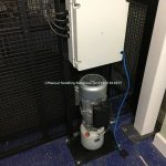 Mezzanine Floor Goods Lift Power Unit Hertfordshire