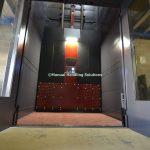Mezzanine Floor Goods Lift with Attendant