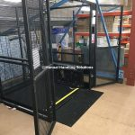 Mezzanine Floor Goods Lifts Ashford Middlesex
