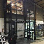 Mezzanine Floor Goods Lifts Malmesbury Wiltshire