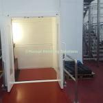 Mezzanine Floor Goods Lifts Rochdale Lancashire