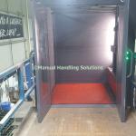 Mezzanine Goods Lift 500kg Poole Dorset
