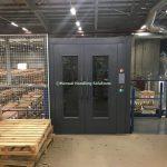 Mezzanine Goods Lift Cladded 500kg