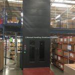 Mezzanine Goods Lift Cladded Leicester