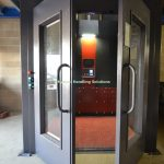 Mezzanine Goods Lift Cladded Panels Norfolk East Anglia