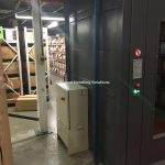 Mezzanine Goods Lift Control Cabinet