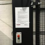 Mezzanine Goods Lift Controls Malmesbury Wiltshire