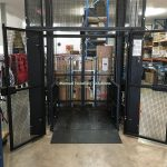 Mezzanine Goods Lift Coventry Warwickshire 500kg