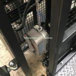 Mezzanine Goods Lift Fall Arrest Safety System