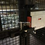 Mezzanine Goods Lift Gate Lock Malmesbury Wiltshire