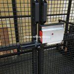 Mezzanine Goods Lift Interlock Gates Doncaster